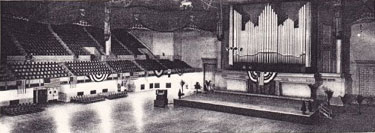 Another old Image of the Exposition Organ