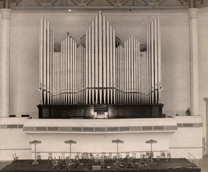 The Exposition Organ as San Francisco's Municipal Organ