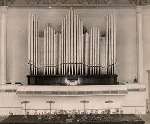 The Exposition Organ as San Francisco's Municipal Organ