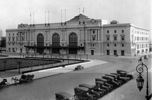 San Francisco Civic Auditorium