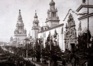 Buildings from the Panama-Pacific International Exposition of 1915