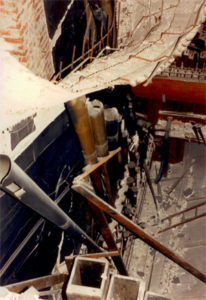 The organ damaged in the 1989 Loma-Prieta earthquake