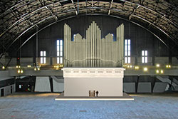 An Organ in the Armory