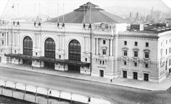 Bill Graham Auditorium
